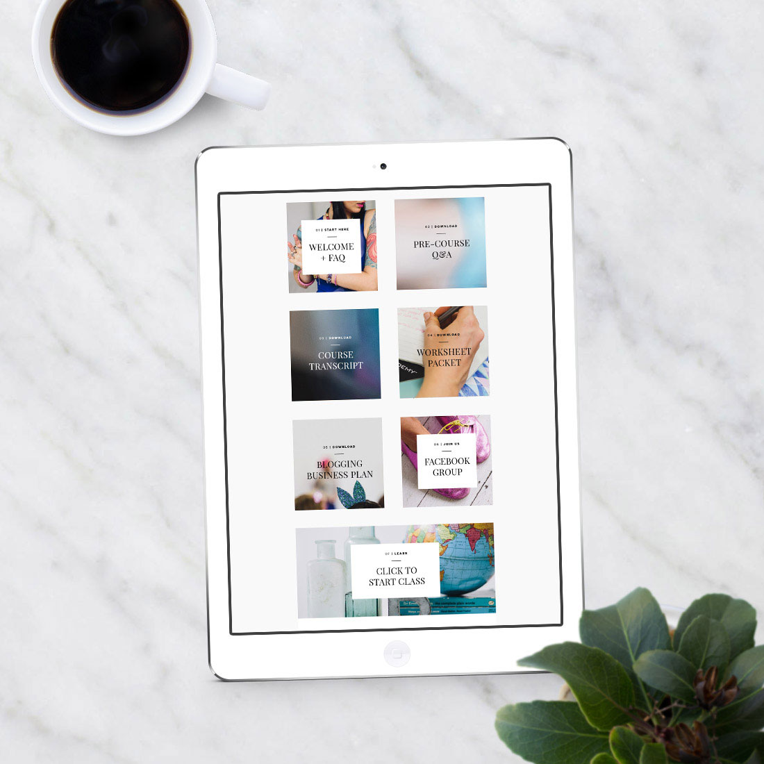 Online | The Blogcademy